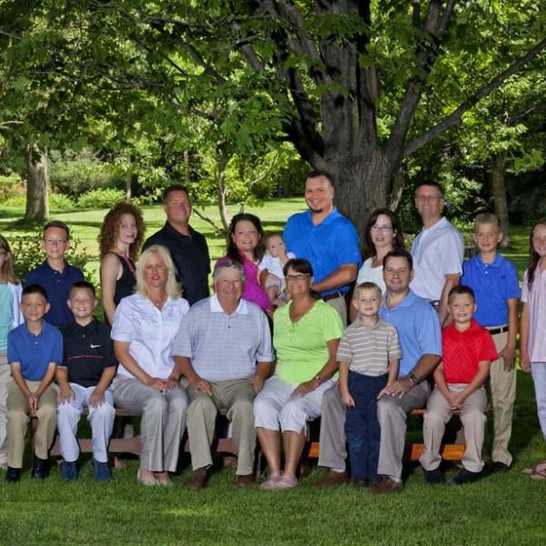 David Dudor Family Pic Edited4